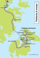 Områdekart-Flekkerøy